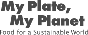 My Plate, My Planet Logo